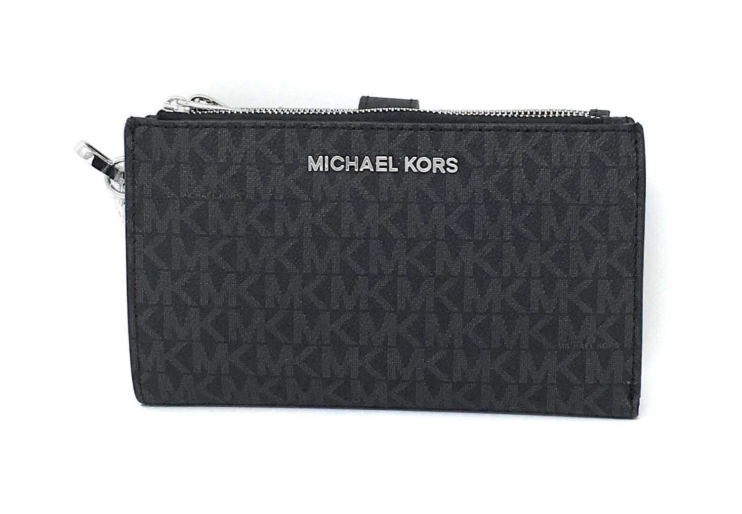 Michael Kors Double Wristlet Black