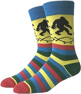 Evolution Bigfoot One Size Fits Most Crew Socks