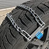 TireChain.com Emergency Strap on for SUV's and Pick-Up Trucks, Priced per Pair