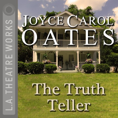 The Truth Teller audiobook cover art