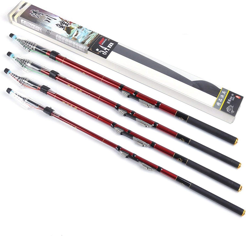 Qingchuan Carp Red Sea Fishing Rod