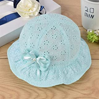 KCBYSS Baby Hat Solid Mesh Bone Infantil Bow Fashion Baby Accessories Newborn Photography Accessories (Color : C)