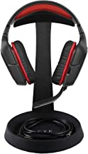 Navitech Steel On Ear & Over Ear Headphones Stand Compatible with The Audio-Technica ATH-AG1X / Audio-Technica ATH-ADG1X