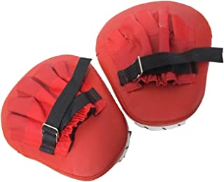ボクシング ミット 軽量 格闘技 練習 用 パンチング ミット,左右1セット