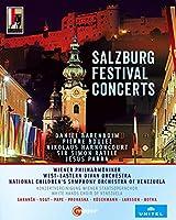 Salsburg Festival Concerts [Blu-ray]