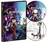 コララインとボタンの魔女 3Dプレミアム・エディション<2枚組>(初回限定生産) [DVD] image