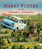 Harry Potter And The Chamber Of Secrets - Illustrated Edition (Harry Potter, 2)
