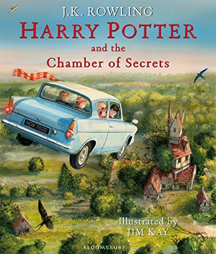 Harry Potter and the Chamber of Secrets: Illustrated Edition (Harry Potter Illustrated Edtn, Band 2)