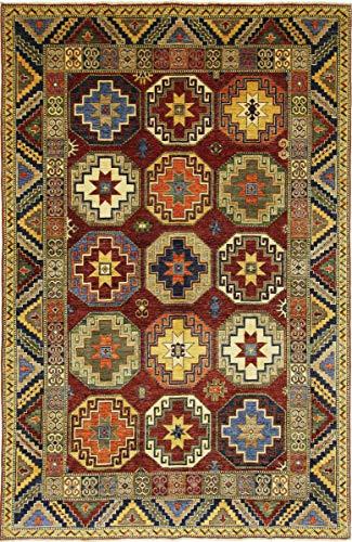 Nain Trading Afghan Ersari 306x194 Orientteppich Teppich Braun/Rost Handgeknüpft Afghanistan
