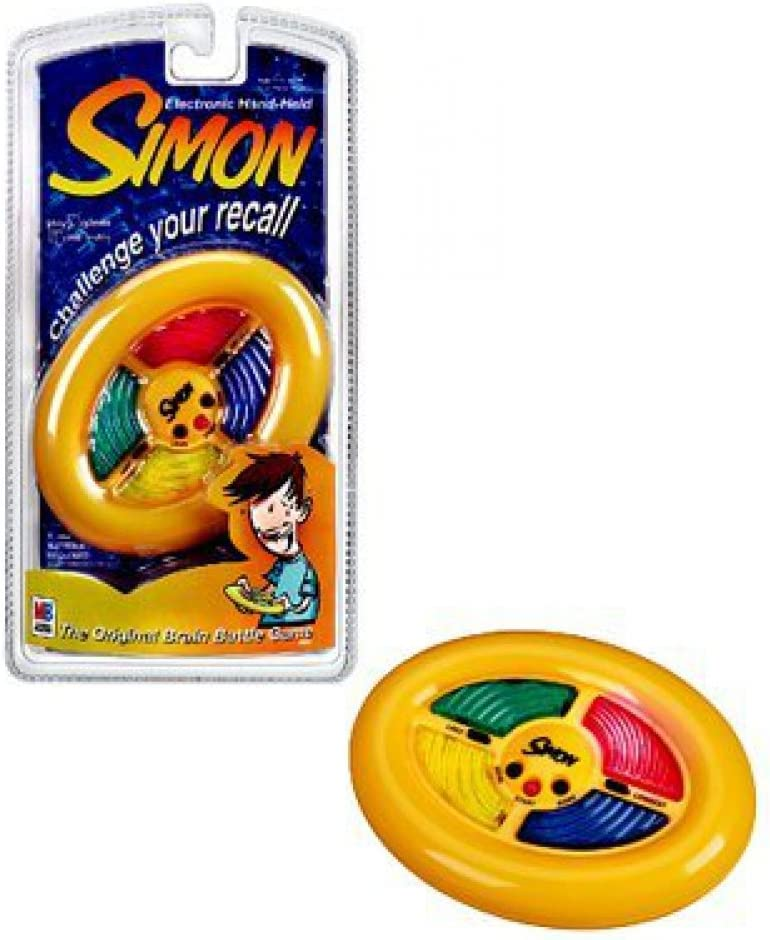 Surprise price SIMON Electronic Hand-Held Save money Game
