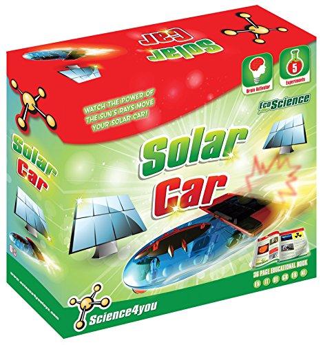 Science4You - Auto Solare - Gioco educativo