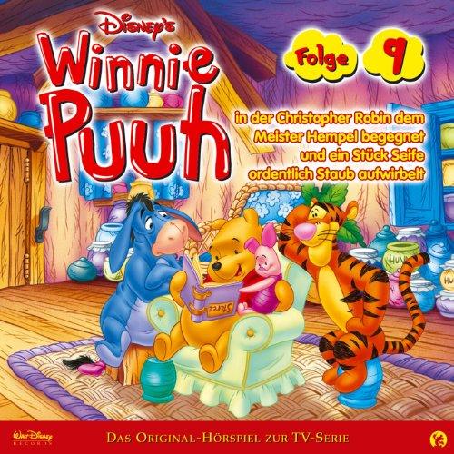Winnie Puuh 9 Titelbild