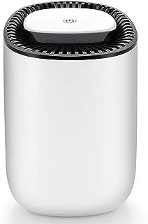 Hysure Quiet and Portable Dehumidifier Electric, Deshumidificador, Home Dehumidifier for Bathroom, Crawl Space, Bedroom, RV, Baby Room(600ml)