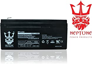 APC Back UPS BE350G ES 350VA Compatible Replacement Battery for UPSBattery by Neptune