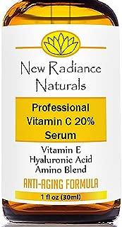 new age serum ingredients