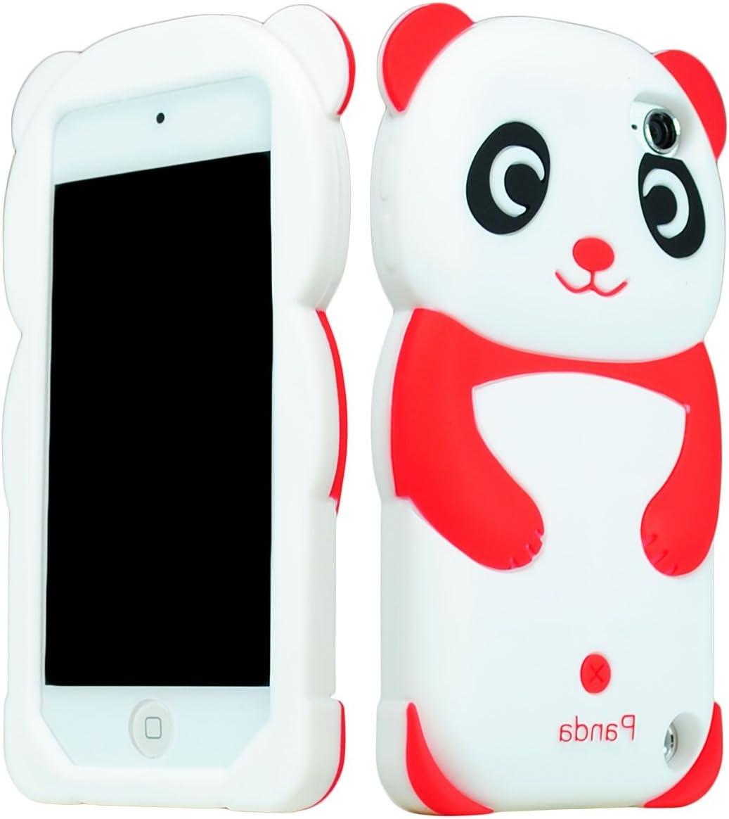 Bastex BasTexWireless 3D Panda Bear for Year-end gift Case iPod online shopping Apple Silicone