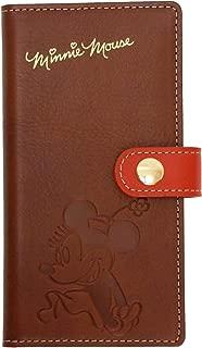 ディバージョン ベーシックアート iPhone手帳型ケース ミニーマウス iPhone8 DI-11 (ミニー(02))