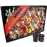 Chili- und BBQ-Adventskalender mit 24...