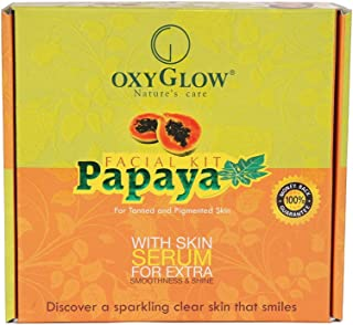 Oxyglow Papaya Facial Kit, 1000g