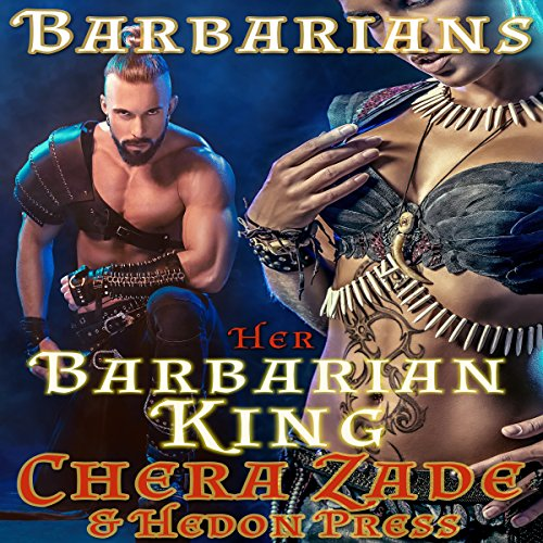 Her Barbarian King audiobook cover art