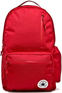 Converse Unisex Backpack - Polyester, Flame (Red 10007271-A01)