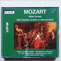 Mozart: Haffner-Serenade, Serenade for Wind Instruments [Music CD]