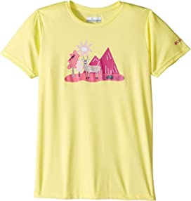 Columbia Boys Peak Freak Short Sleeve Shirt