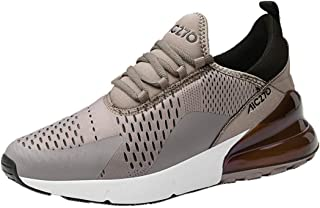 FUNFOAS Men's Air Cushion Jogging Outdoor Running Sports Athletic Sneakers Max 270 Shoes