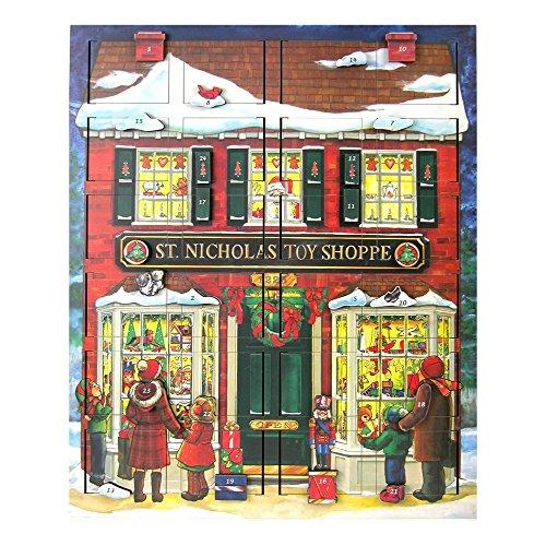 St. Nick? S Spielzeug Shoppe Musical Adventskalender