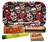 Bundle - 5 Items - RAW King Size Supreme, 110 Roller and...