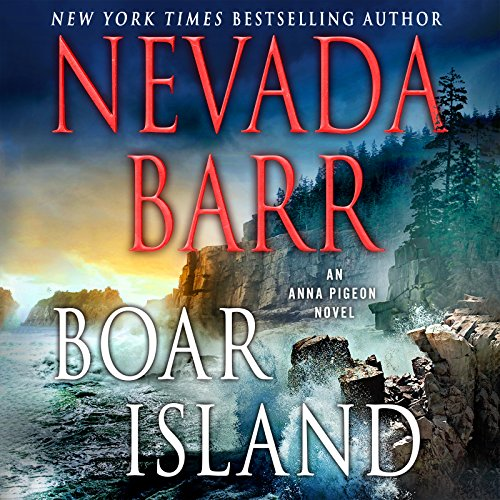 Boar Island audiobook cover art