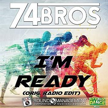 I'm Ready (Hit Parade Dance #Roxy)
