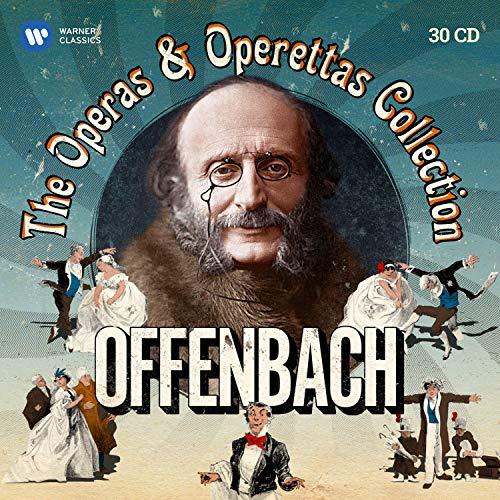 Offenbach : Operas & Operettes