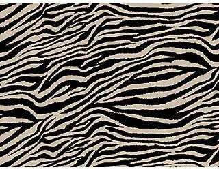 Zebra Zen Futon Cover, Queen Size