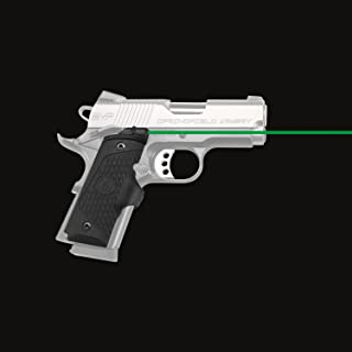 Crimson Trace Master Series G10 Green Lasergrips for Springfield Armory EMP - LG-912G