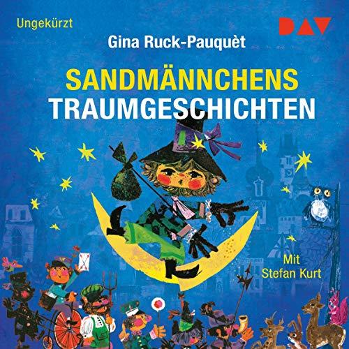 Sandmännchens Traumgeschichten cover art