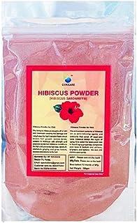 QYKKARE Premium Hibiscus Powder 100gm ( Pure & Natural)