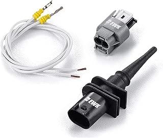 SURIEEN Ambient Outside Air Temperature Sensor Fits for BMW 328i,325i,325Ci,323i,330i,330Ci,528i,530i,M3,M6,X5,Z4 and More,65816905133 65816936953