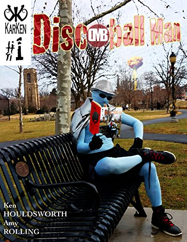 Discoball Man #1 (English Edition)