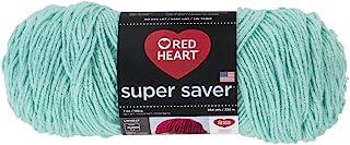 RED HEART Super Saver Yarn, Minty, E300.0520