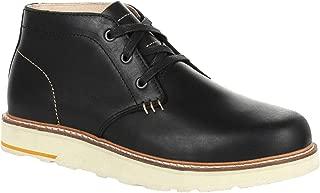 Small Batch Black Chukka Boot