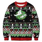 LHYAN Camisetas navideñas con Estampado de Camisetas con Estampado de Navidad Camisetas con Estampado de...