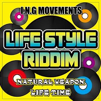 Life Time (Life Style Riddim) -Single