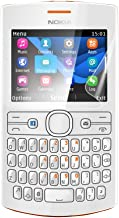 Celicious Vivid Plus Mild Anti-Glare Screen Protector Film Compatible with Nokia Asha 205 [Pack of 2]