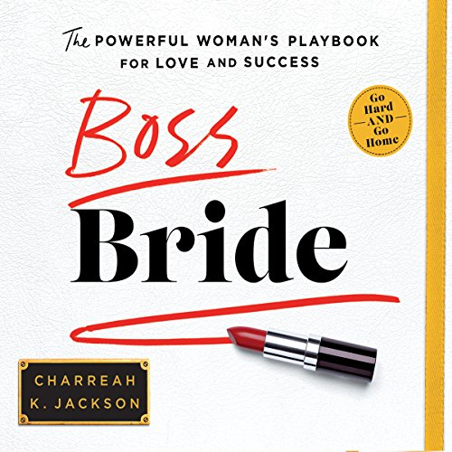 Boss Bride audiobook cover art