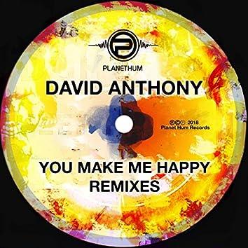 You Make Me Happy (Remixes)
