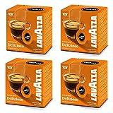 Lavazza A Modo Mio Delizioso Coffee Capsules (4 Packs of 16)