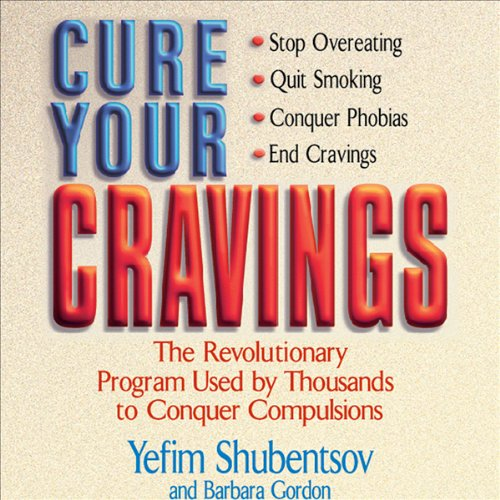 Cure Your Cravings audiobook cover art