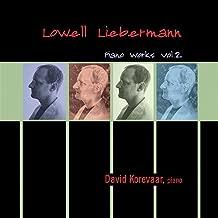 Liebermann: Music For Piano Volume 2