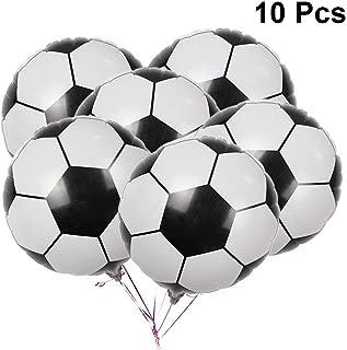 soccer themed balloons